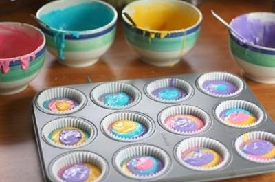 Cupcake batter #cupcake