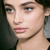 Taylor Marie Hill backstage at Dolce & Gabbana Fall 2015 - MFW.