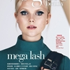 Mega Eyelashes: Anne Sophie Monrad by Yossi Michaeli for Vogue Taiwan