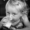 Milk Break - when I do family portraits, I commit and spend the...