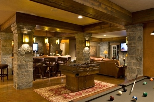 Family room/Game room