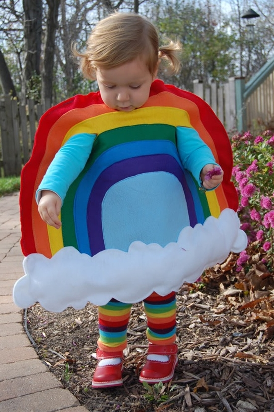 Darling Rainbow Costume