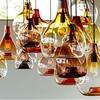 Waterdrop Pendant Light is True Art Glass Lighting