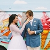 Tongue in Cheek Whimsical Australian Wedding