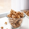 Cinnamon Maple Caramel Popcorn