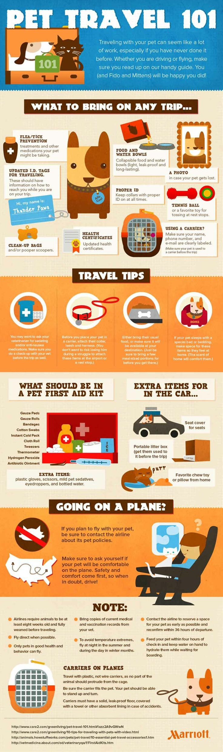 Travelling with the pet can seem like a lot of work, especially if you have not done it before.