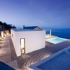 Minimalist Residence in Greece Taking In Endless Sea Views: Villa Melana