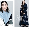 Lizzy Caplan Plays it Cool in Winter Layers for InStyle Shoot