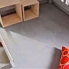 DIY Concrete Floor on the Cheap... and Without the Weight — Design Mom