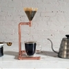 DIY Project Idea: Copper Pour-Over Coffee Maker — HomeMade Modern