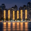 Rhythm of the CitySeen from Randall's Island last night. Went...
