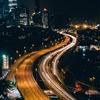 Kuala Lumpur's light trails by Kamal Ismail...
