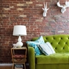 Make Your Whole Living Room Feel Fresher By Cleaning This One Spot