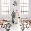 Modern Industrial Wedding Editorial