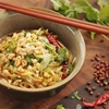 Sichuan Shirataki Sesame Noodle Salad With Cucumber, Sichuan Peppercorn, Chili Oil, and Peanuts (Vegan)