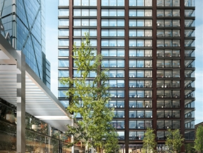 Amazon chooses building by Foster + Partners as home for 5,000 UK staff