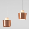 Paul Crofts launches Cu29 pendant light based on copper pastry-cutting tools
