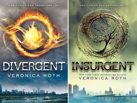 Divergent was so great, I can't wait for Insurgent to come out May 1, 2012. Great young adult distopian fiction. Suggested for fans of The Hunger Games.