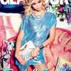 Chanel Iman Goes Blonde for Ellen Von Unwerth in Glamour Italia Shoot