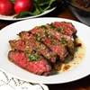 Hanger Steak With Bagna Cauda Pan Sauce