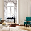 Tastefully Renovated 19th Century Apartment Exuding a Classical Eclectic Style