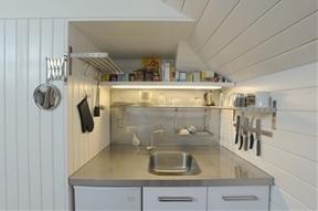 Expert Advice: Sebastian Conran's 11 Tips for Designing a Small Kitchen