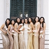 Metallic Wedding Moments We Love