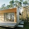 "Timber summerhouse by Johan Sundberg expresses ""Scandinavian architectural DNA"""