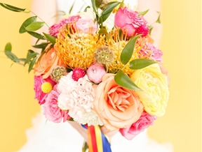Colorful Mexico Inspired Wedding Ideas