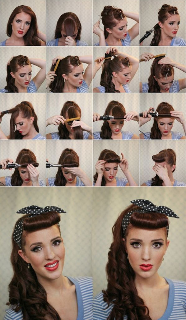 WE could do this and tie it up with the brown paisley bandana!!