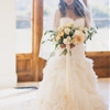 Muted Fall Wedding Bouquet
