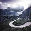 World's longest aircraft combines parts from airships, planes and helicopters