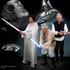 A bunch of seniors recreated some classic movie moments for this badass calendar.