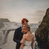 One-of-a-Kind Iceland Wedding Photos Go Viral