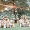 Oklahoma Garden Party Wedding