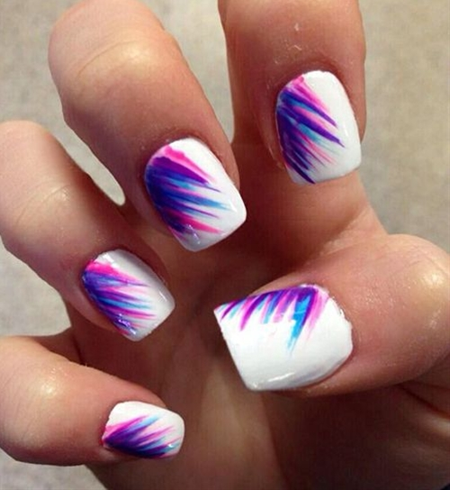 If you don't have any clue how to decorate your nails, this post is just for you. Get inspiration from the coolest nail art designs and enjoy!