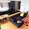 Fresh and Colorful Apartment in the Heart of Warsaw by Pawel Nastanski