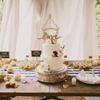 Romantic Garden Wedding with Vintage Details