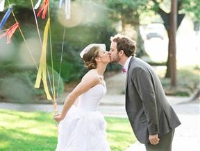 Fun and Colorful Wedding in Savannah