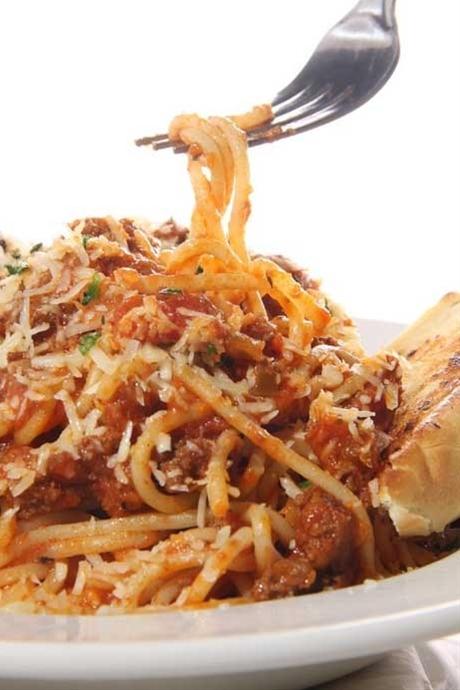 Low Calorie Spaghetti
