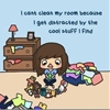 Every time I clean my room… #9gag