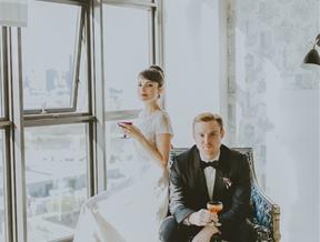 A Styled Wedding at Brooklyn's Wythe Hotel