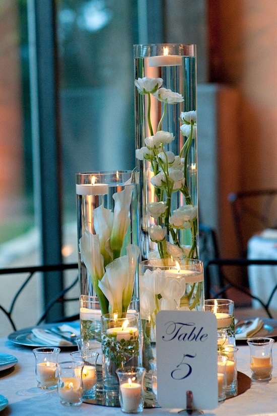 centerpiece by Liv by Designs