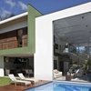 Powerful Example of Architectural Geometry: Acapulco House in Brazil