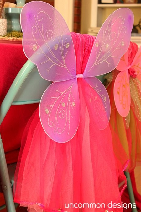 Fairy Party Decorations for Girl's Birthday