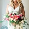 Bouquet Breakdown: Chic Carondelet House Wedding