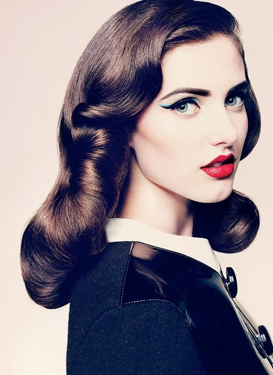 Retro hair workshop-