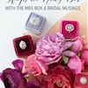 Win a Gorgeous Vintage Velvet Ring Box with The Mrs Box