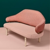 Nina Simone influences Estudio Sputnik's sofa for Missana
