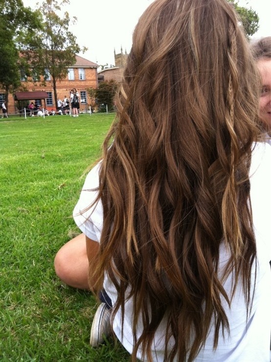 I want my hair to be this longgg